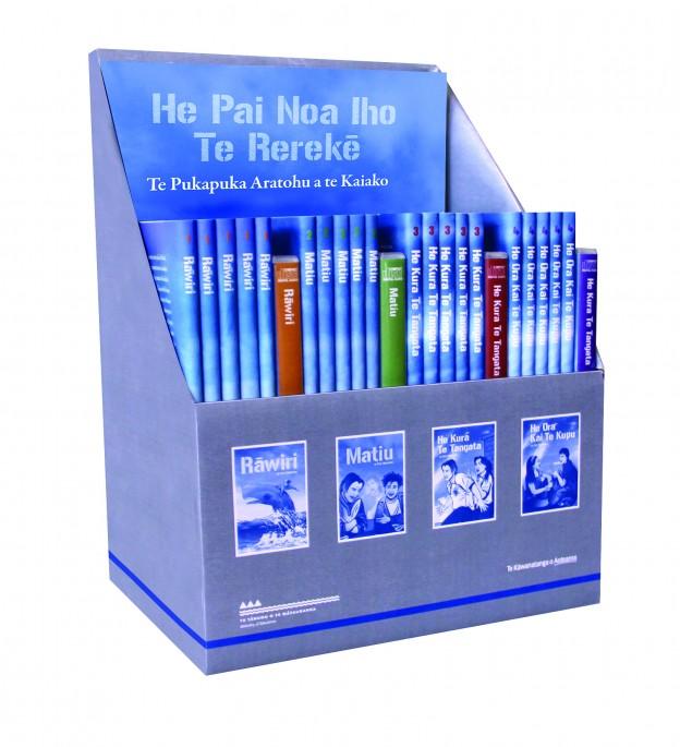 He Pai Noa Iho Te Rerekē Box