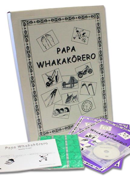 Papa Whakakōrero